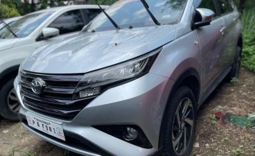 Sell Silver 2020 Toyota Rush in Quezon City