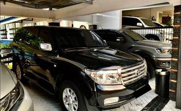 Black Toyota Land Cruiser 2008 for sale in Marikina