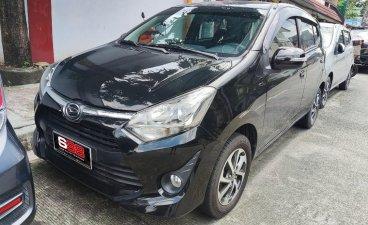 Selling Black Toyota Wigo 2020 in Quezon