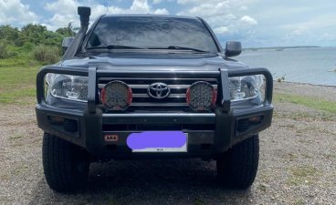 Grey Toyota Land Cruiser 2008 for sale in Automatic