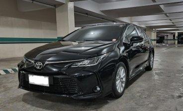 Black Toyota Altis 2020 for sale in Manila