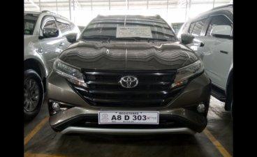 Sell Brown 2019 Toyota Rush MPV at Automatic in Marikina