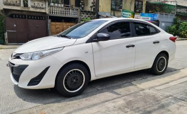White Toyota Vios 2019 for sale in Quezon