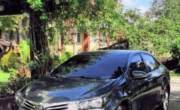 Sell Grey 2015 Toyota Corolla Altis in San Juan
