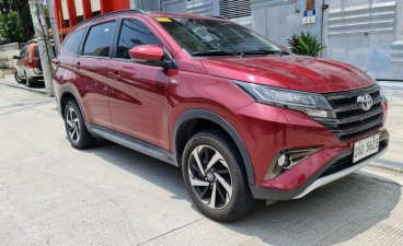 Selling Red Toyota Rush 2020