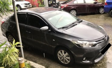 Grey Toyota Vios 2016 for sale in Manila