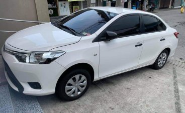 White Toyota Vios 2016 for sale in Paranaque