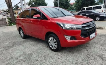 Sell Red 2017 Toyota Innova in Antipolo