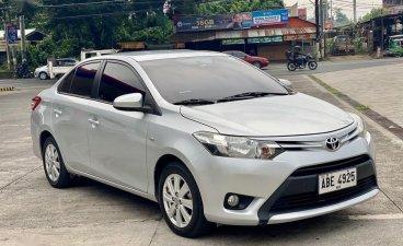 Pearl White Toyota Vios 2016 for sale in San Pablo