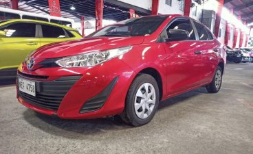 Selling Red Toyota Vios 2019 in Quezon
