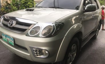 Sell Silver 2007 Toyota Fortuner in Quezon City