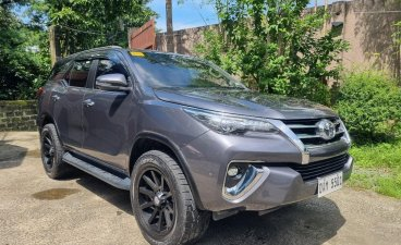 Sell Grey 2019 Toyota Fortuner in Malabon