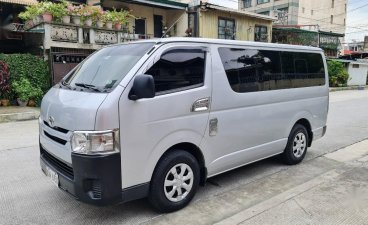 Sell Silver 2019 Toyota Hiace