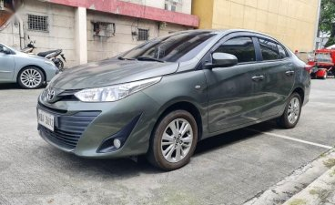 Selling Green Toyota Vios 2019 in Quezon