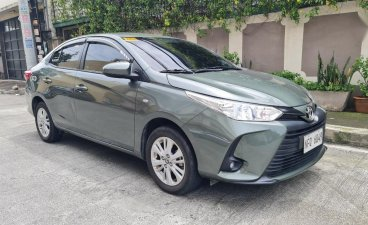 Silver Toyota Vios 2021 for sale in Quezon
