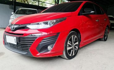 Selling Red Toyota Vios 2018 in Parañaque