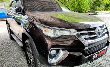 Red Toyota Fortuner 2020 for sale in Quezon