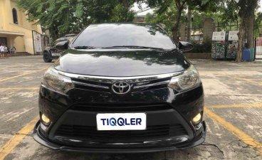 Selling Black Toyota Vios 2016