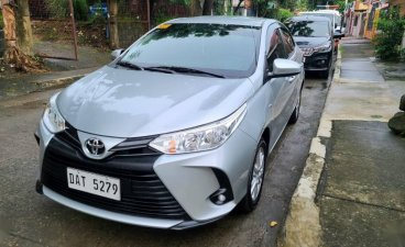 Sell Silver 2021 Toyota Vios in Pasig