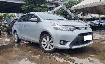 Selling Brightsilver Toyota Vios 2018 in Makati