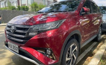 Red Toyota Rush 2020 for sale in Automatic