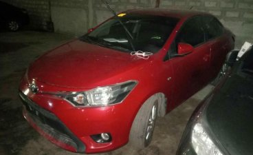 Selling Red Toyota Vios 2016 in Quezon