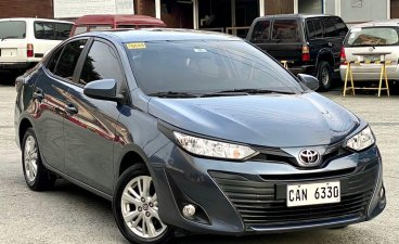 Selling Blue Toyota Vios 2018 in Makati