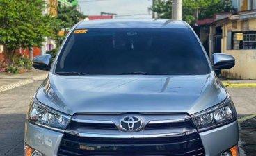 Silver Toyota Innova 2019 for sale