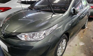 Selling Silver Toyota Vios 2020 in Quezon