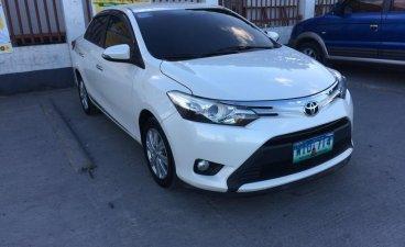 Selling White Toyota Vios 2014 in Porac