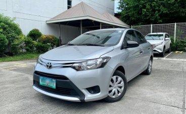 Selling Brightsilver Toyota Vios 2014 in Parañaque