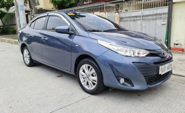 Blue Toyota Vios 2020 for sale in Quezon