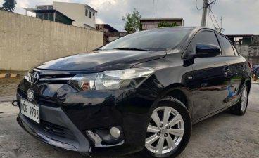 Selling Black Toyota Vios 2016 in Pasig