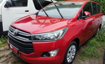 Red Toyota Innova 2020 for sale in Quezon