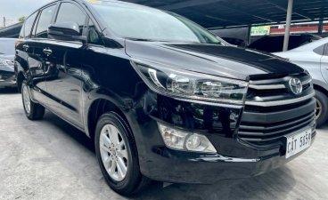 Selling Black Toyota Innova 2020 in Las Piñas
