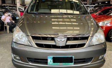 Selling Silver Toyota Innova 2006 in San Juan