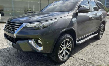 Silver Toyota Fortuner 2019 for sale in Pasig