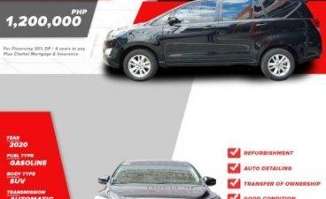 Selling Black Toyota Innova 2020 in Quezon