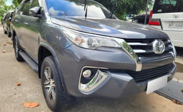 Silver Toyota Fortuner 2019 for sale in Quezon