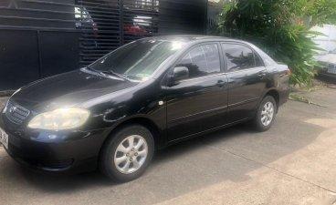 Black Toyota Corolla Altis 2006 for sale in Paranaque