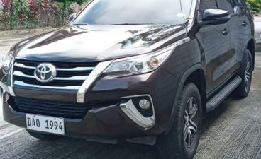 Selling Purple Toyota Fortuner 2019 in Quezon