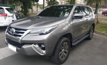 Silver Toyota Fortuner 2019 for sale in Angeles