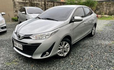 Silver Toyota Vios 2020 for sale in Quezon City