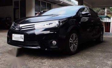 BlackPurple Toyota Corolla Altis 2016 for sale in Automatic