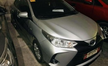 Selling Silver Toyota Vios 2021 in Quezon