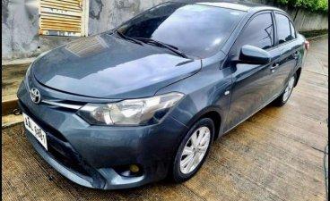 Selling Blue Toyota Vios 2014 in Batangas