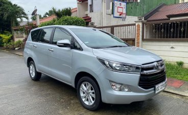 Silver Toyota Innova 2016 for sale in Automatic