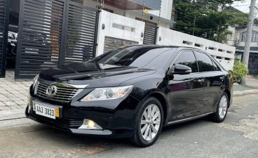 Black Toyota Camry 2014 for sale in Automatic