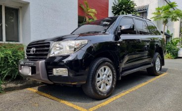 Black Toyota Land Cruiser 2008 for sale in Pasig