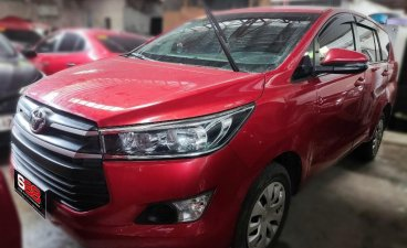 Selling Red Toyota Innova 2019 in Quezon City